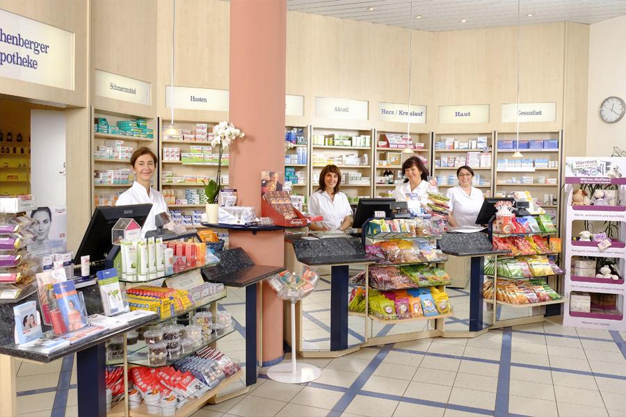 Reichenberger-Apotheke-Verkauf